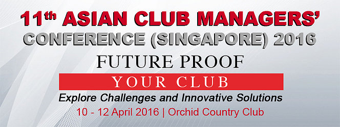 11th Asian Club Managers Conference