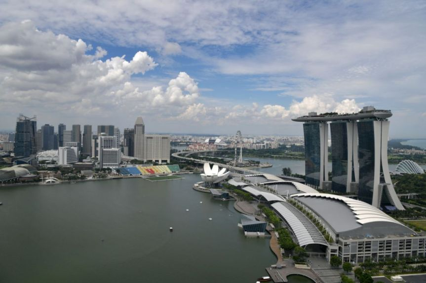 Visitor arrivals to Singapore up 4.4% in first four months of2017