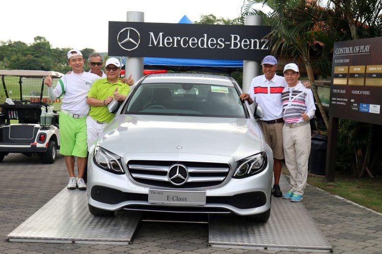 Seletar Country Club raises six-figure sum in Mercedes-Benz Annual Charity Drive 2017