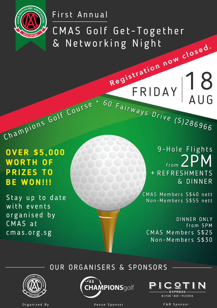 CMAS_Golf Networking Event_Last Call
