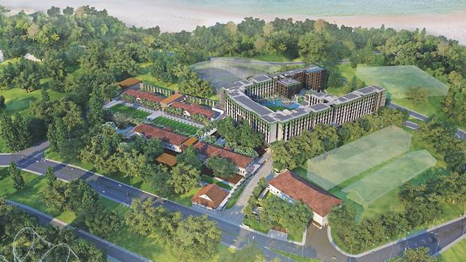 Three new hotels to open in Sentosa in mid-2019