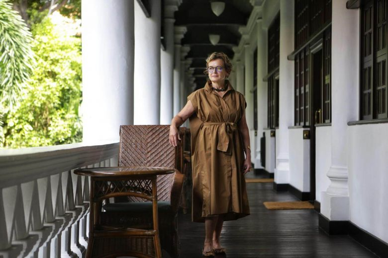 Raffles Hotel Singapore revamp will retain its heritage and colonial feel: Design guru Alexandra Champalimaud