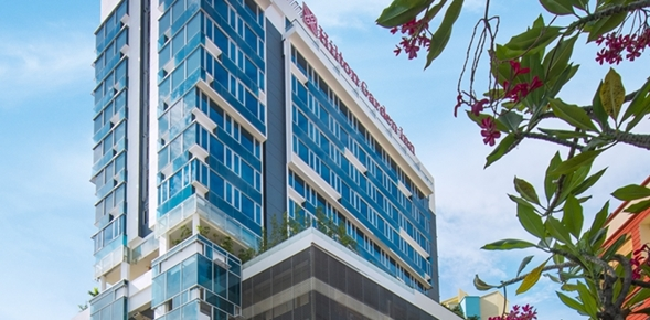 Hilton Garden Inn Singapore Serangoon appoints General Manager