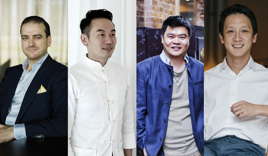 Singapore's top restaurateurs predict 2018's food and dining trends