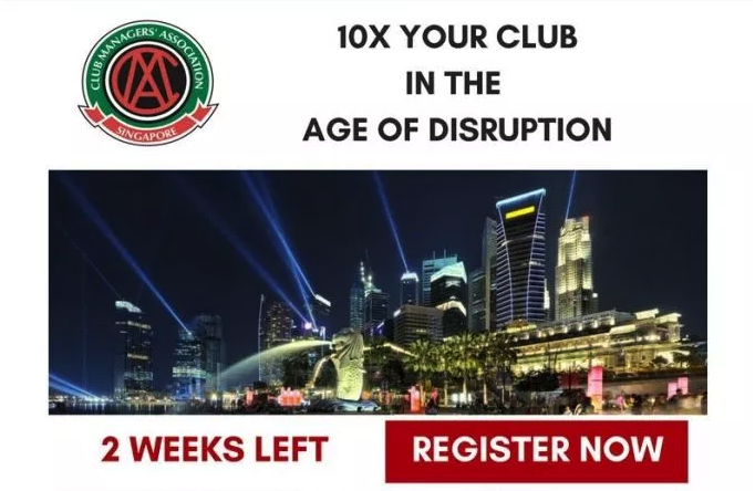 Updates: 12th Asian Club Managers' Conference,Singapore