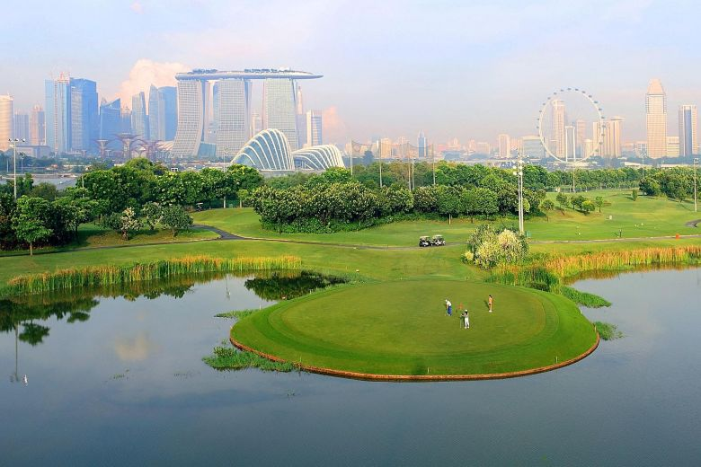 Golf: Study shows there are 46,000 golf-club members in Singapore while country clubs annual revenue is$238m