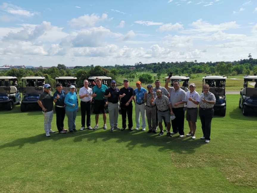 Inaugural Golf Challenge2019