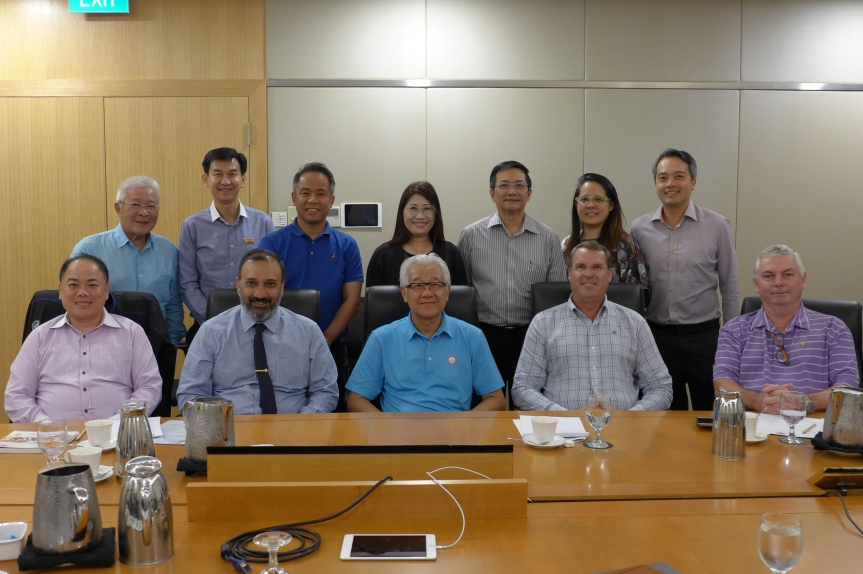 Asian Club Managers' Conference 2020 – Organising Committee