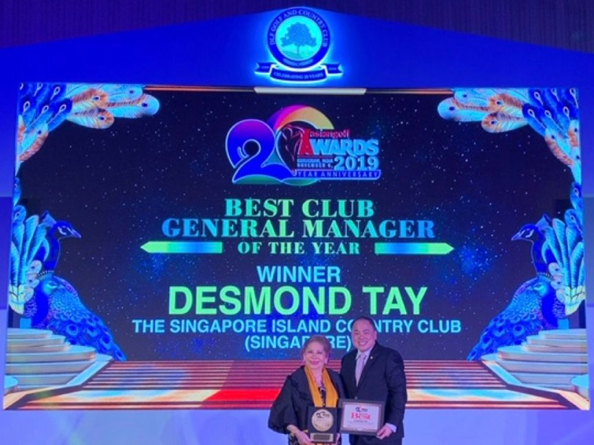 CMAS Members Receive Accolades at 13th Asia Pacific Golf Summit in Gurugram,India