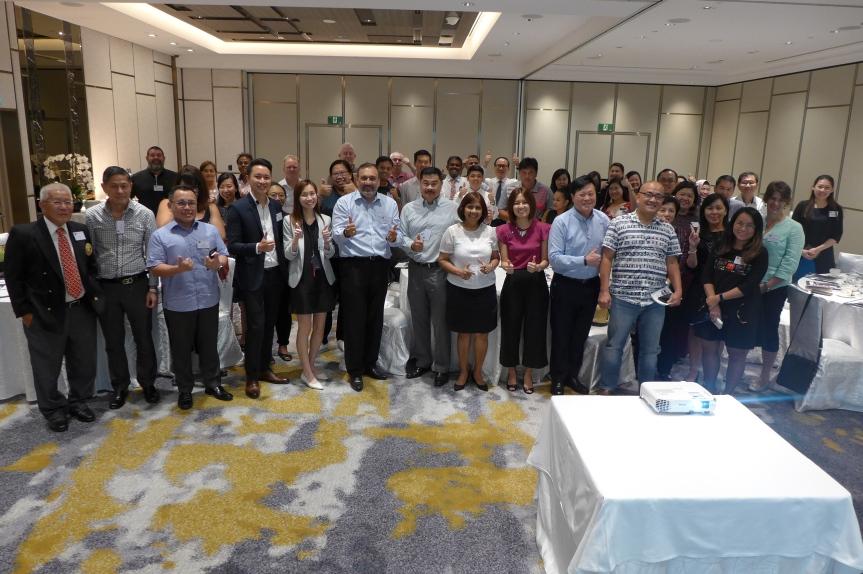 CMAS Workshop 6 Nov – Post-Event Update: Personal Data ProtectionAct