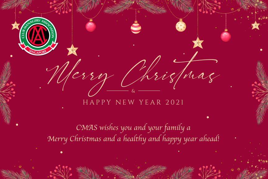 Merry Christmas from CMAS